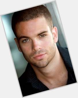 Mark Salling dark brown hair & hairstyles Athletic body,
