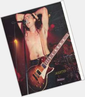 "<a href=""/hot-men/mark-slaughter/is-he-native-american-married-divorce-indian-adopted"">Mark Slaughter</a>  dark brown hair & hairstyles"