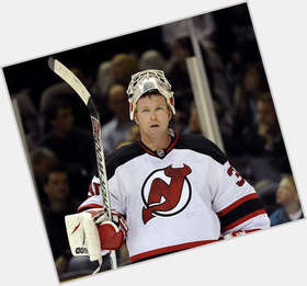 Martin Brodeur blonde hair & hairstyles Athletic body,