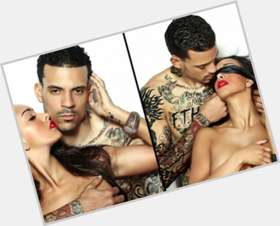 Matt Barnes dark brown hair & hairstyles Athletic body,