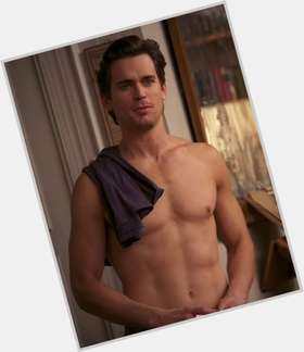 Matt Bomer dark brown hair & hairstyles Athletic body,
