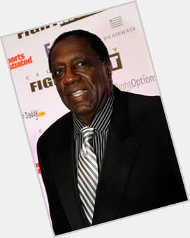 Meadowlark Lemon dark brown hair & hairstyles Athletic body,