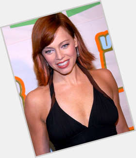 Melinda Clarke dark brown hair & hairstyles Athletic body,