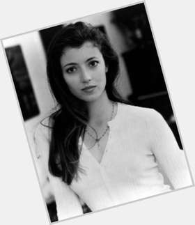 Mia Sara dark brown hair & hairstyles Athletic body,