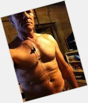 "<a href=""/hot-men/michael-rooker/is-he-racist-nice-guy-married-boardwalk-empire"">Michael Rooker</a> Athletic body,  bald hair & hairstyles"