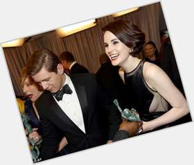 "<a href=""/hot-women/michelle-dockery/is-she-married-pregnant-dan-stevens-leaving-downton"">Michelle Dockery</a> Slim body,  dark brown hair & hairstyles"