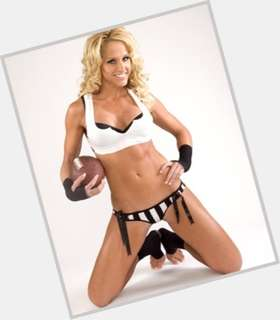 Michelle Mccool blonde hair & hairstyles Athletic body,