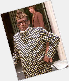 "<a href=""/hot-men/mobutu-sese-seko/is-he-hero-still-alive-famous-or-infamous"">Mobutu Sese Seko</a> Average body,  black hair & hairstyles"
