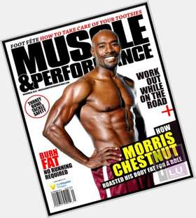 "<a href=""/hot-men/morris-chestnut/is-he-married-sigma-and-omega-que-still"">Morris Chestnut</a> Slim body,  black hair & hairstyles"