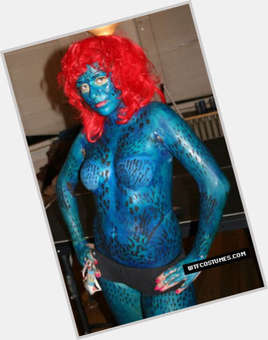 "<a href=""/hot-women/mystique/is-she-related-professor-x-immortal-evil-bi"">Mystique</a>  salt and pepper hair & hairstyles"