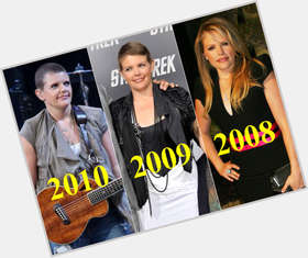 "<a href=""/hot-women/natalie-maines/is-she-still-married-dyke-dixie-chicks-touring"">Natalie Maines</a> Average body,  blonde hair & hairstyles"