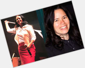 "<a href=""/hot-women/natalie-merchant/is-she-married-still-10-000-maniacs-touring"">Natalie Merchant</a> Slim body,  dark brown hair & hairstyles"