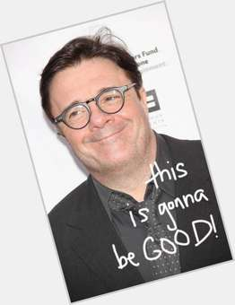 "<a href=""/hot-men/nathan-lane/is-he-gay-straight-homosexual-broadway"">Nathan Lane</a> Large body,  dark brown hair & hairstyles"