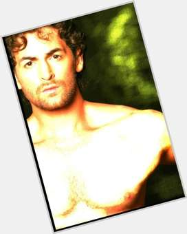 Neil Nitin Mukesh light brown hair & hairstyles Athletic body,