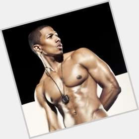 "<a href=""/hot-men/nick-cannon/is-he-sick-married-still-ceo-nickelodeon-new"">Nick Cannon</a> Athletic body,  black hair & hairstyles"