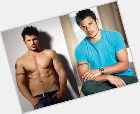 "<a href=""/hot-men/nick-lachey/is-he-married-still-vanessa-minnillo-end-christian"">Nick Lachey</a> Athletic body,  dark brown hair & hairstyles"