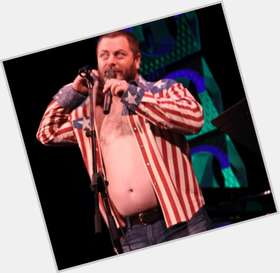"<a href=""/hot-men/nick-offerman/is-he-libertarian-ron-swanson-republican-married-funny"">Nick Offerman</a> Average body,  light brown hair & hairstyles"