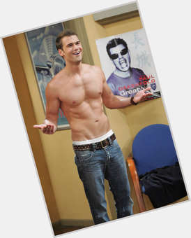 Nick Zano light brown hair & hairstyles Athletic body,