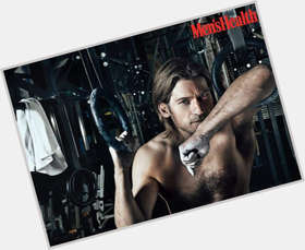 Nikolaj Coster Waldau blonde hair & hairstyles Athletic body,