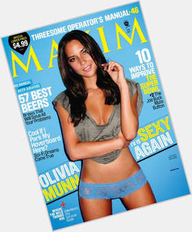 "<a href=""/hot-women/olivia-munn/is-she-bi-2014"">Olivia Munn</a> Slim body,  dark brown hair & hairstyles"