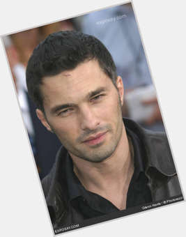 Olivier Martinez dark brown hair & hairstyles Athletic body,