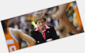 "<a href=""/hot-women/pat-summitt/is-she-still-alive-divorce-married-homosexual-coaching"">Pat Summitt</a> Average body,  dyed blonde hair & hairstyles"