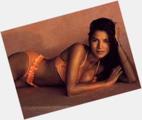 Patricia Velasquez black hair & hairstyles Athletic body,