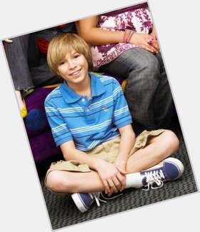 Paul Butcher blonde hair & hairstyles Average body,