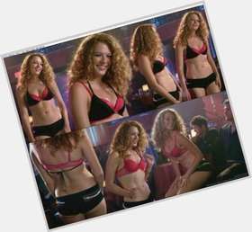 Rachelle Lefevre red hair & hairstyles Athletic body,