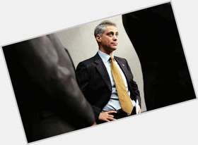 "<a href=""/hot-men/rahm-emanuel/is-he-black-african-american-married-good-mayor"">Rahm Emanuel</a> Average body,  salt and pepper hair & hairstyles"
