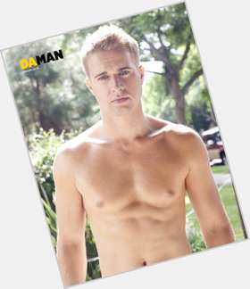 "<a href=""/hot-men/randy-wayne/is-he-married-christian-white-related-john-dancer"">Randy Wayne</a> Bodybuilder body,  blonde hair & hairstyles"