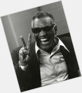 "<a href=""/hot-men/ray-charles/is-he-died-still-alive-wife-bea-married"">Ray Charles</a> Average body,  grey hair & hairstyles"