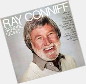 "<a href=""/hot-men/ray-conniff/is-he-still-alive-live-happiness-singers-lyrics"">Ray Conniff</a>"