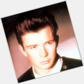 "<a href=""/hot-men/rick-astley/is-he-alive-ginger-one-hit-wonder-homosexual"">Rick Astley</a> Athletic body,  dark brown hair & hairstyles"
