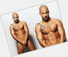 "<a href=""/hot-men/ricky-whittle/is-he-black-married-single-ncis-mixed-race"">Ricky Whittle</a>  bald hair & hairstyles"