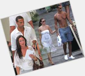 "<a href=""/hot-men/rio-ferdinand/is-he-injured-mixed-race-retiring-black-fit"">Rio Ferdinand</a> Athletic body,  dark brown hair & hairstyles"