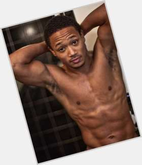 "<a href=""/hot-men/romeo-miller/is-he-master-p-son-good-basketball-still"">Romeo Miller</a> Athletic body,  black hair & hairstyles"