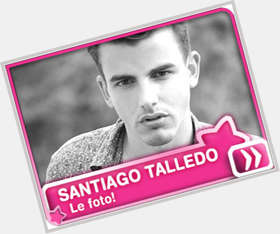 Santiago Talledo light brown hair & hairstyles Athletic body,
