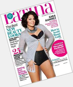 "<a href=""/hot-women/sara-ramirez/is-she-leaving-greys-anatomy-pregnant-straight-and"">Sara Ramirez</a> Large body,  black hair & hairstyles"