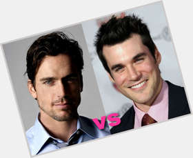 Sean Maher dark brown hair & hairstyles Athletic body,