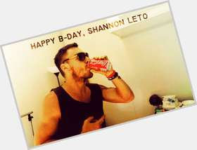 Shannon Leto dark brown hair & hairstyles Athletic body,