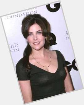 Sherilyn Fenn black hair & hairstyles Voluptuous body,