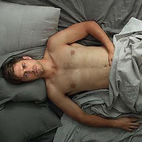Aaron Tveit New Shirtless Pic