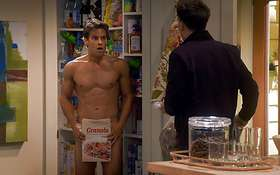 Andrew Lees Naked in Your Family or Mine