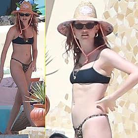 Behati Prinsloo in Bikini