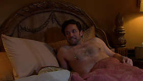 Brandon Barash Shirtless