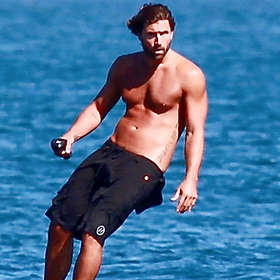 Brody Jenner is Shirtless