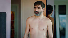 Cansel Elcin Shirtless