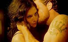 Clayne Crawford Shirtless in Rogue 2x09