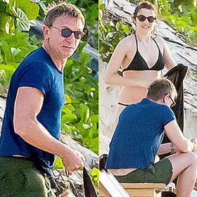 Daniel Craig New Shirtless Pic